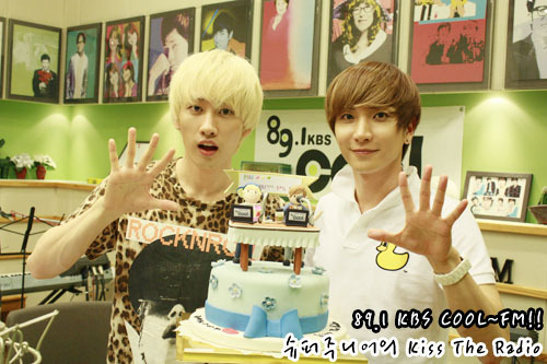 which of these couple that replace Eunhyuk and Leeteuk at Sukira?