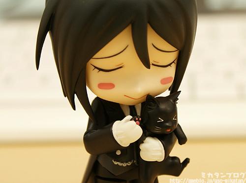 Where did Sebastian kept his cats?