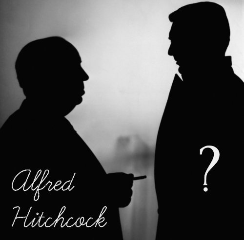 Who is this man next to Alfred ?