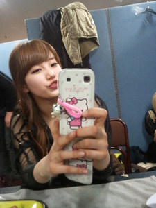 is suzy hye is a bad girl?