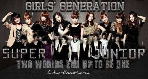 In SNSD...Who is Super Juniors Baby Girl?