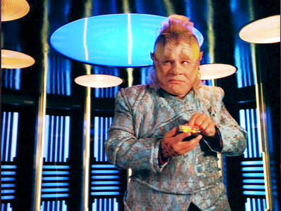 NAME THE EPISODE: Neelix tries to commit suicide beaming himself into a nebula