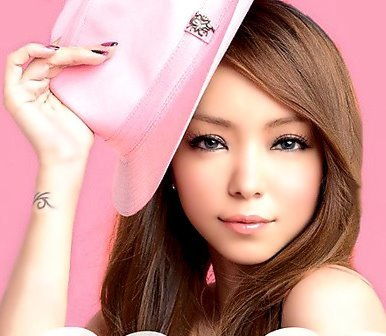 Which of the following songs is sung por Namie Amuro?