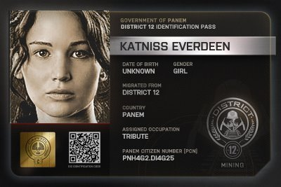 Katniss is known as...