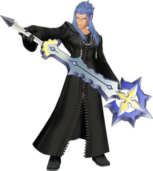 What is Saïx's number in Organization XIII?