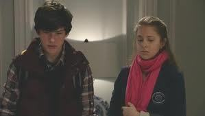 What do Zach and Grace say their father is doing to cover up him breaking house arrest?