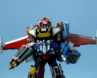 What Power Rangers season does the DriveMax Ultrazord come from?