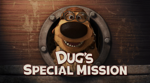 "T/F: Pete Docter, the director of Up, also directed Pixar's short film ""Dug's Special Mission""."