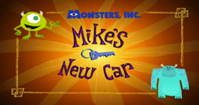 "T/F: Pete Docter, the director of Monsters, Inc., also directed Pixar's short film ""Mike's New Car""."