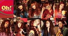 How many number of zoom faces SNSD had in Oh! ?