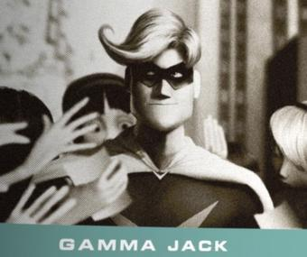 THE INCREDIBLES: What is Gamma Jack's power?