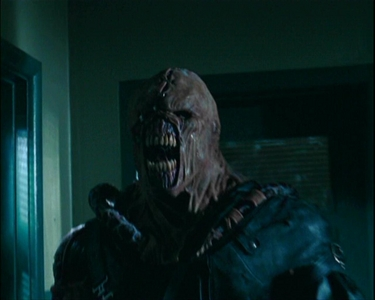 In Resident Evil Apocalypse, Max mutates, he's then placed into a programme & given a name, what's the name he's given?
