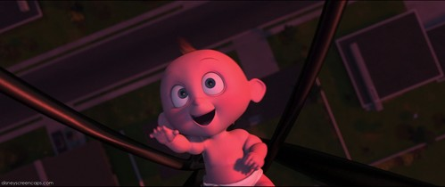 THE INCREDIBLES: What is Jack-Jack's real name?