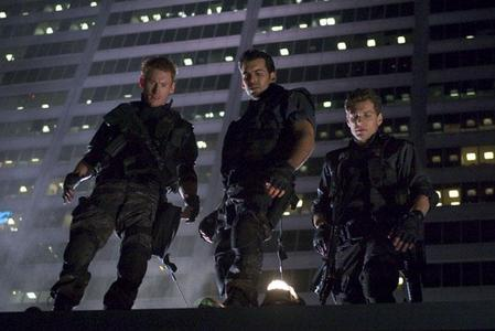 These are the soldiers from Resident Evil Apocalypse, they're S.T.A.R.S what's it stand for?
