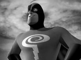 THE INCREDIBLES: Who is he?