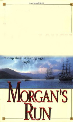 """Who is the autore of """"Morgan's Run""""?"""