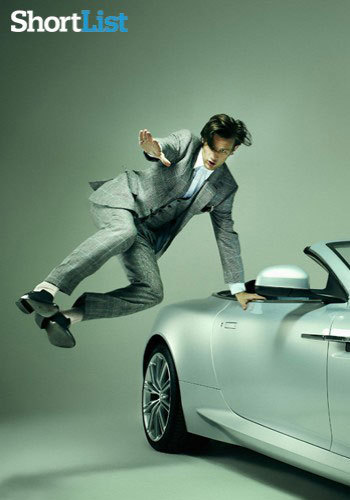 What was Matt Smith's first car?