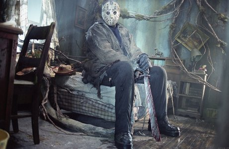 Which Friday the 13th movie was originally intended to be a Freddy vs Jason movie?