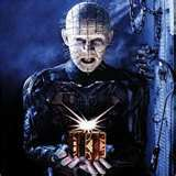 In the Hellraiser series, who's the first person to open the box?