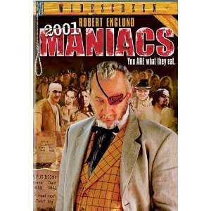 "In ""2001 Maniacs"", out of the 4 与えられた characters, who dies first?"