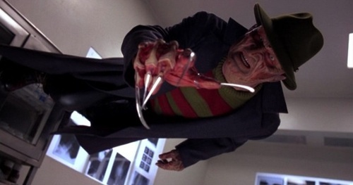 Which Freddy film is this scene from?