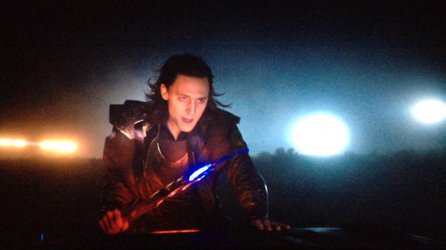 T/F Did Loki seem exausted in parts of the Avengers movie?