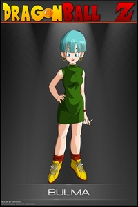 Who did Bulma used to date?