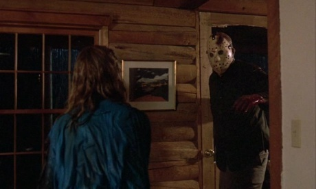 In the film, Friday The 13th: The Final Chapter, in order to survive, Trish did all of the following EXCEPT...?