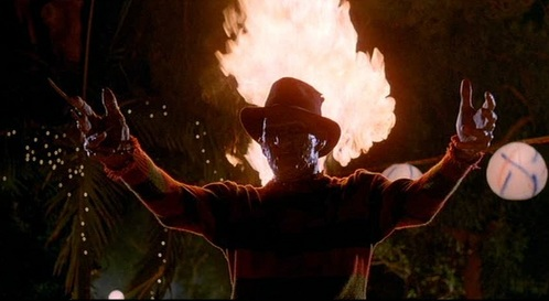 What Freddy film is this scene from?