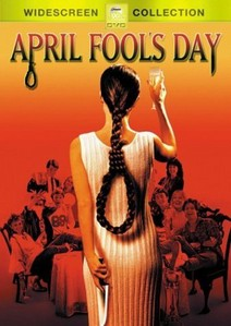 "Who is the last guest to be introduced to the BIG KILLER prank in ""April Fool's Day""?"