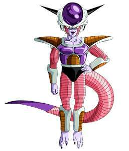 how many can times can freiza tranfrom