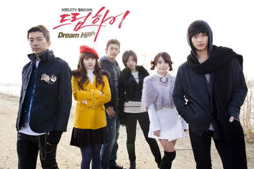 Which members are canto for Dream High OST?