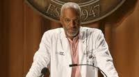 How many episodes has James Pickens Jr been in as Richard Webber?