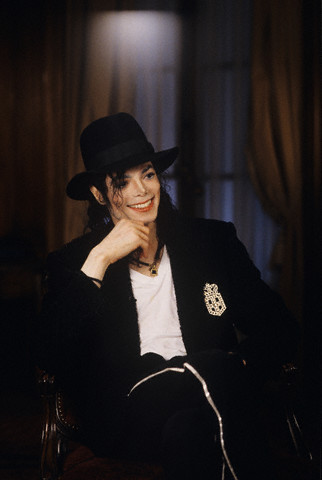 What famous Model played Michael´s प्यार interest in his Video Remember The Time?