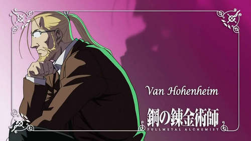 This is the episode wherein Hohenheim was just sleeping and dreaming of some flashbacks.