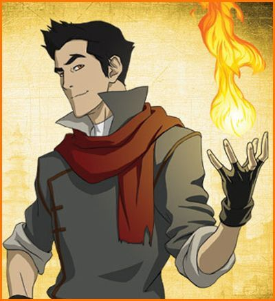 The character 'Mako' from 'The Legend Of Korra' is named after...