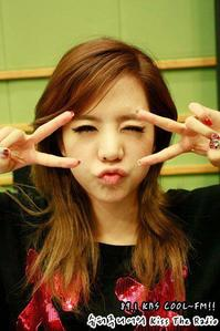 who appeared recently in IY2 and become Sunny's couple?