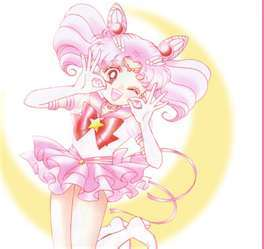 In what episode did Sailor Chibi Moon appear?