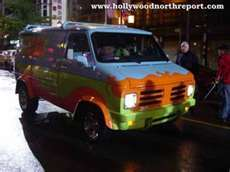 Who usually drives the Mystery Machine?