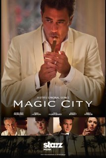 What era is Magic city set in?