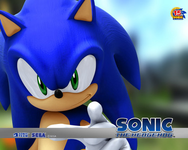 what was sonic originally gonna be?