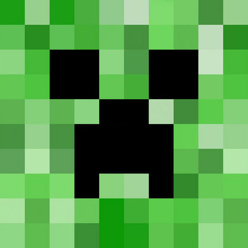 creepers were born from what?