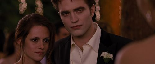 Who are Edward & Bella talking to?
