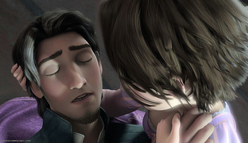 How did Eugene die in Tangled?