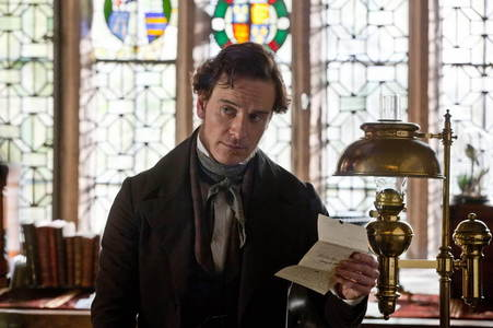 When Jane was going to see her aunt, Mr. Rochester tells her not to stay too long. True or False?