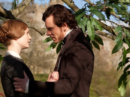 Why is Jane unable to believe Mr. Rochester when he ask her to marry him?