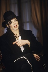 What Name that the Press gave him Michael didn´t like at all?