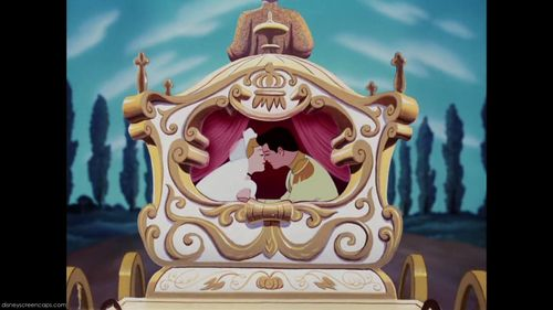 "True au False: There is a princess mentioned in ""Cinderella""?"