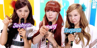 Who does Seohyun want as the fourth TaeTiSeo member?