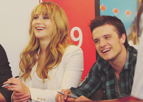 How long did Jennifer say that her & Josh`s first phone conversation lasted?